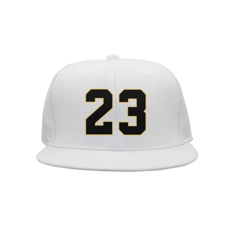Mens Womens Number  23 X Air Jordan Printing Adjustable Summer Cap at  Amazon Men s Clothing store  5d7ef661d66