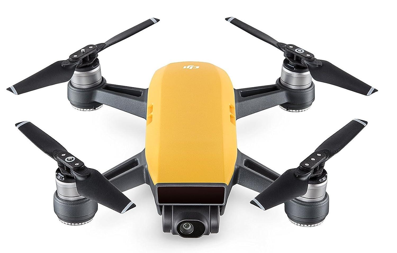 tienda de bajo costo Amarillo dji Spark Fly More More More Combo - Dron cuadricóptero (Full HD, 12 mpx, 50 Km h, 16 Minutos, 6 Accesorios) Color Rojo Lava  el estilo clásico