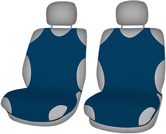 ZentimeX Z739935 Sitzbezug Einzelsitz T-Shirt-Design Baumwolle schwarz