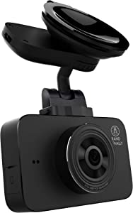 Rand McNally DashCam 500 Wi-Fi-Enabled with 3 Inch Screen, 1080p & G Sensor