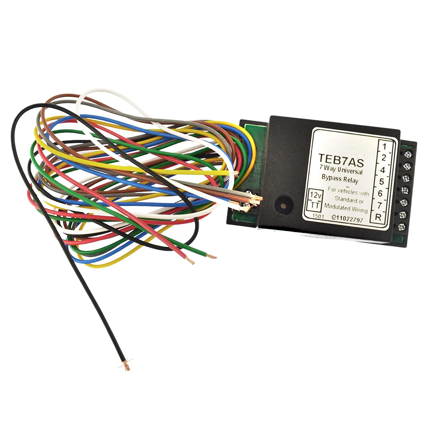 ryder 7 way bypass relay wiring diagram. Black Bedroom Furniture Sets. Home Design Ideas