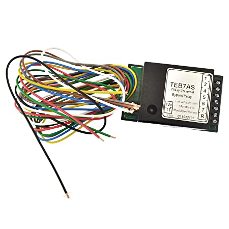 Bypass relay wiring diy enthusiasts wiring diagrams towbar electrics 7 way bypass relay for canbus multiplex wiring rh amazon co uk bypass relay wiring instructions teb7as bypass relay wiring diagram asfbconference2016 Choice Image