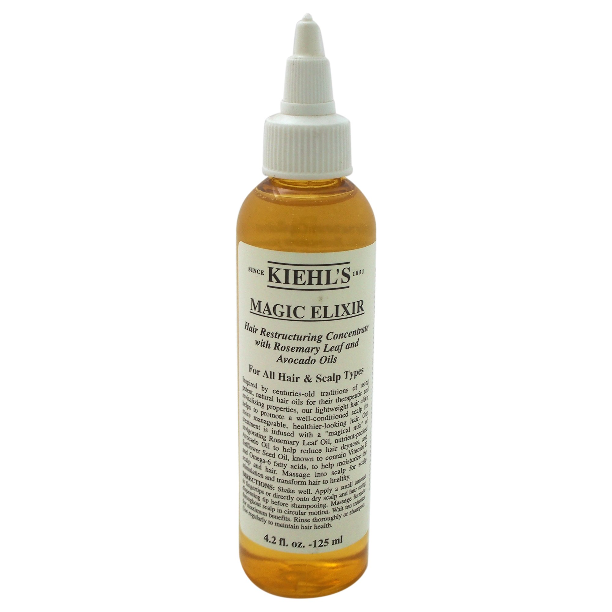 Kiehl's Magic Elixir Hair Conditioning Concentrate 125ml