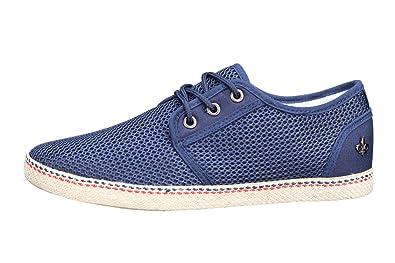 Chaussure bateau jeans Galax Bleu D3WJtx