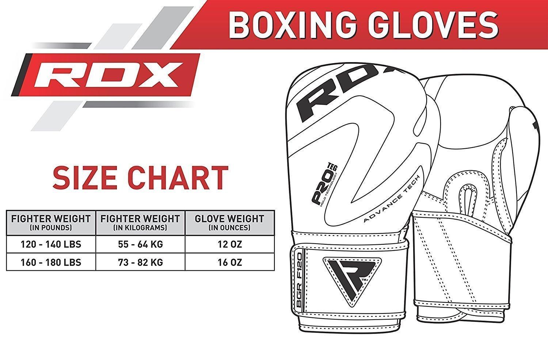 RDX Punching Bag Maya Hide Leather 4FT 5FT UNFILLED MMA Boxing Punching Gloves Muay Thai Kickboxing Training