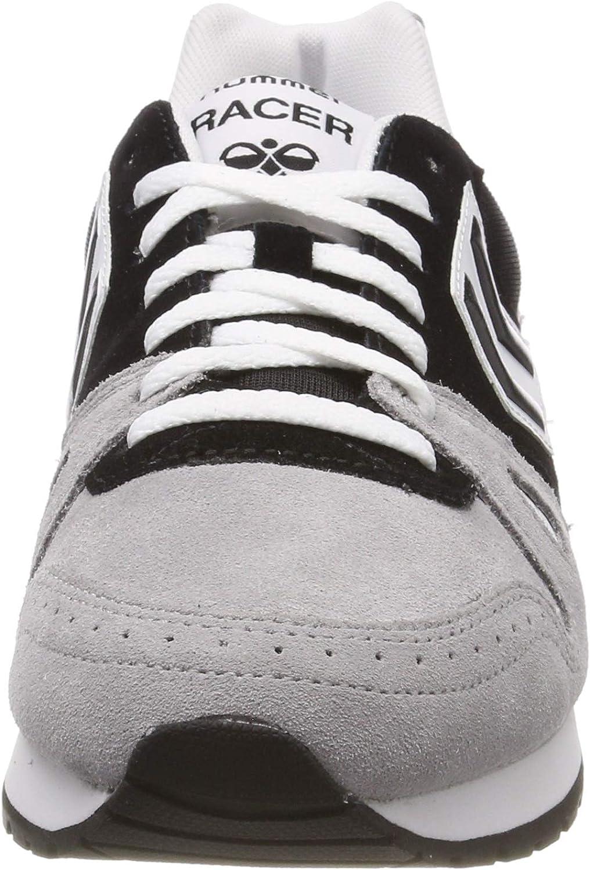 Black 2001 3.5 UK Hummel Unisex Adults/' Marathona Low-Top Sneakers,