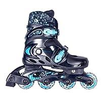 SPOKEY® SPLASH Pattini in Linea   Bambini   Donna   Inline Skates   Taglia regolabile   31-34, 35-38