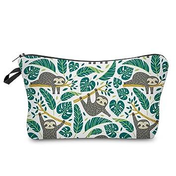 Amazon.com: Loomiloo - Bolsa de cosméticos para mujer ...