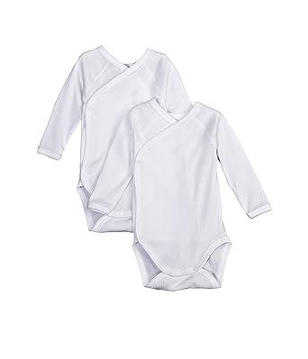 Petit Bateau Unisex Baby Body 2er Pack