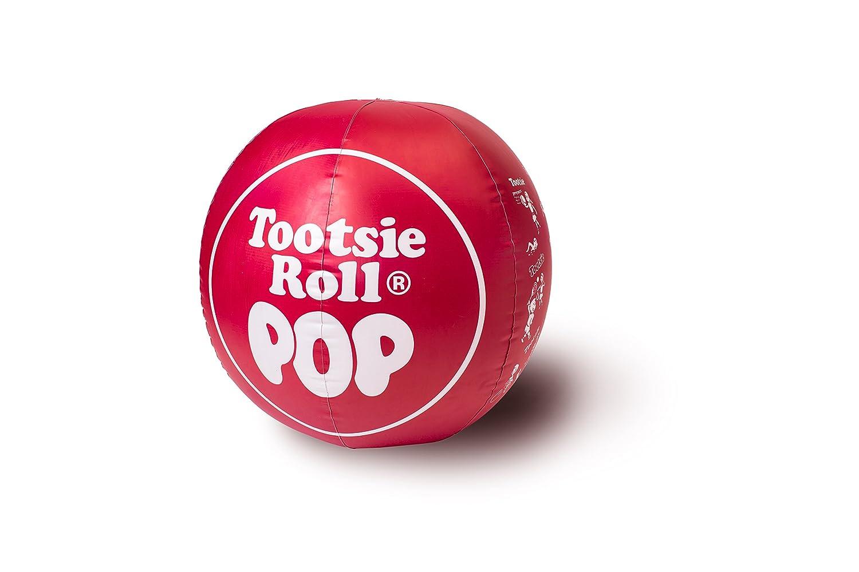 BigMouth Inc Tootsie Roll Pop Gigantic Beach Ball BMPF-TP