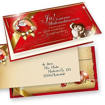 Weihnachtskarten Bedrucken.Tatmotive Premium Top Qualität Weihnachtskarten Klappkarten Grußkarten Weihnachtsgeschichte 100 Er Sets Weihnachten Umschlag Geschäftlich