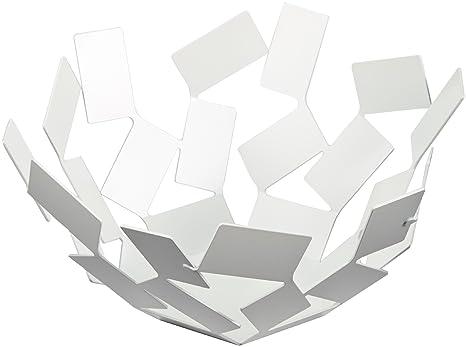 Alessi MT02 W - Frutero, color blanco