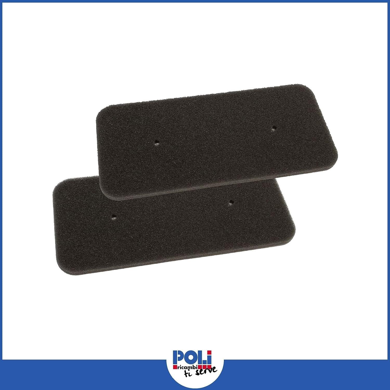 SKL - 2 esponjas de filtro para secadora Candy Hoover 40006731