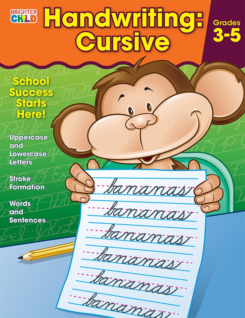 Buy Handwriting Cursive Workbook Book Online At Low Prices In India