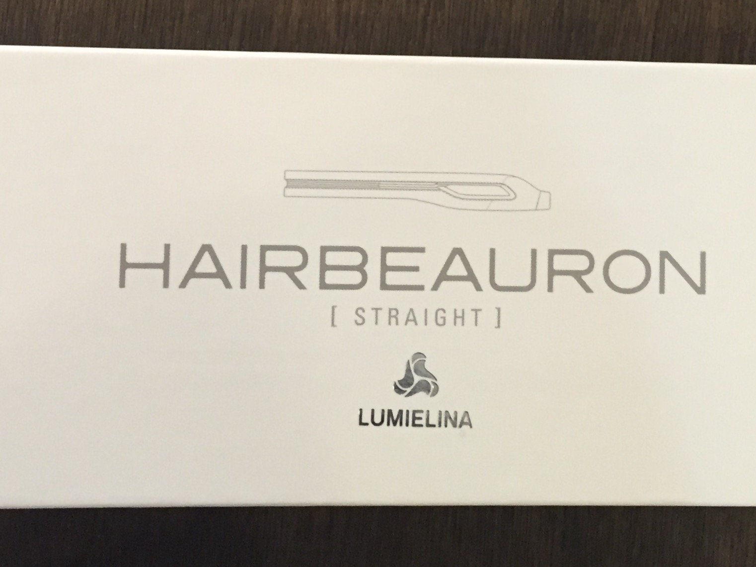 Lumielina Hairbeauron Straight AF27 (Japan Import) by HAIRBEAURON (hair view Ron) (Image #1)