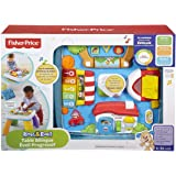 Fisher-Price - DPV20 - Table Bilingue Eveil Progressif