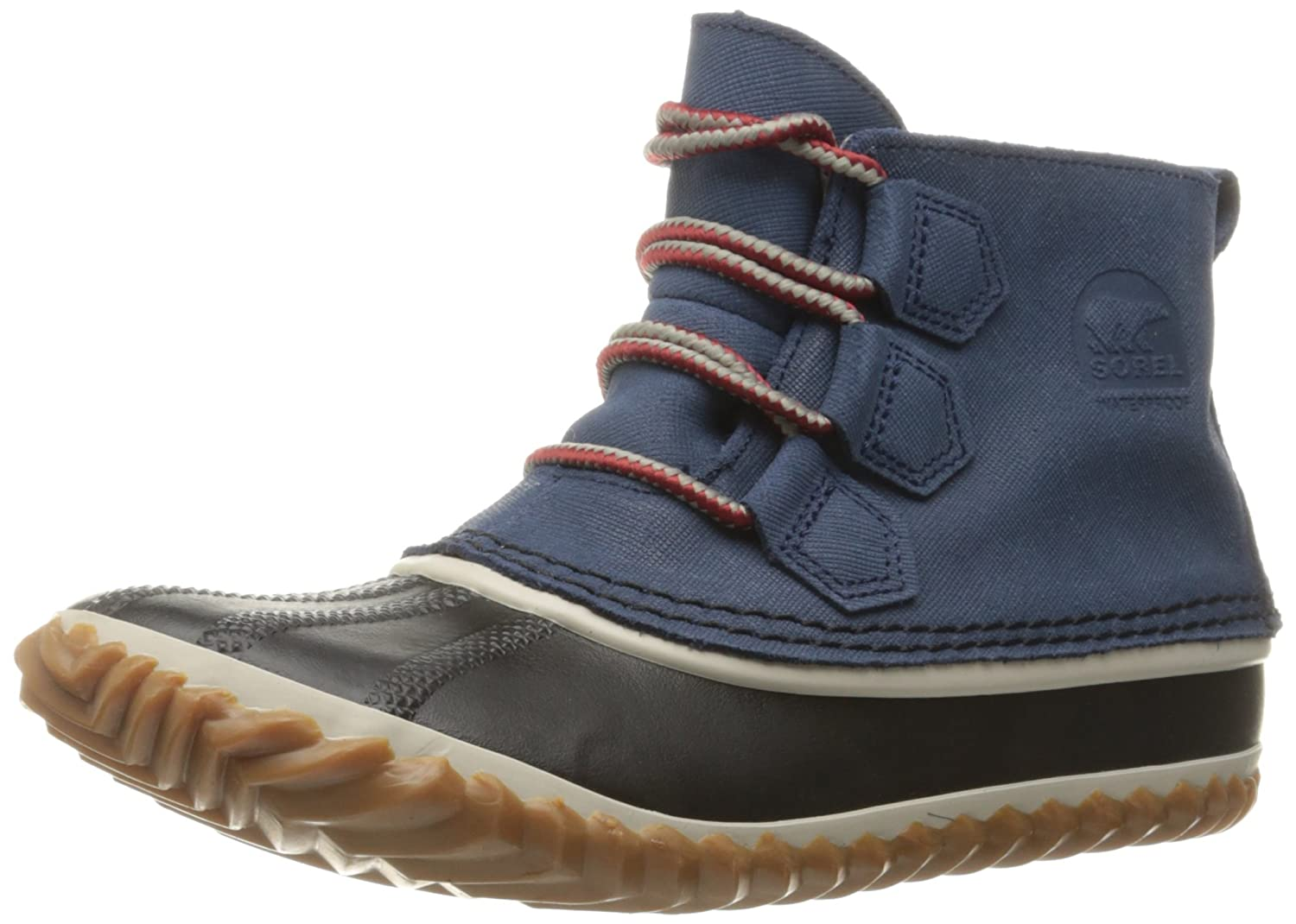 Sorel Women's Out N About Leather Rain Snow Boot OUT N ABOUT LEATHER-W