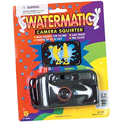 """4.5"""" SQUIRT CAMERA: Toys & Games"""