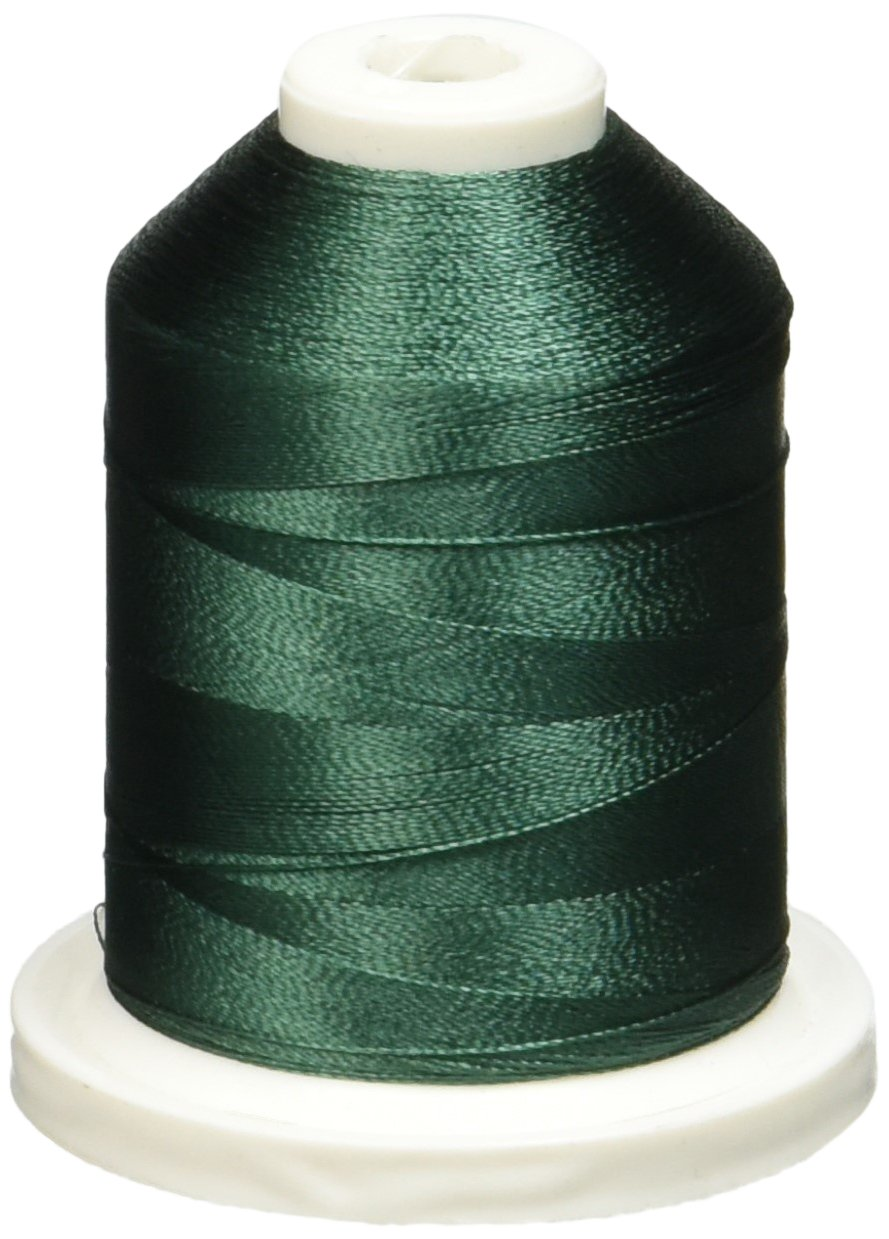 Robison-anton Rayon Super Strength Thread Solid 1,100yd-green Bay