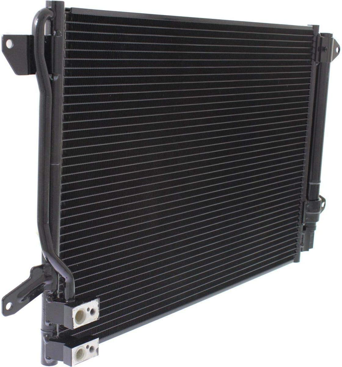 Hybrid Model 16-16 VW3030132 New Ac Condenser For 2009-2016 Volkswagen Jetta And 2012-2015 Volkswagen Beetle