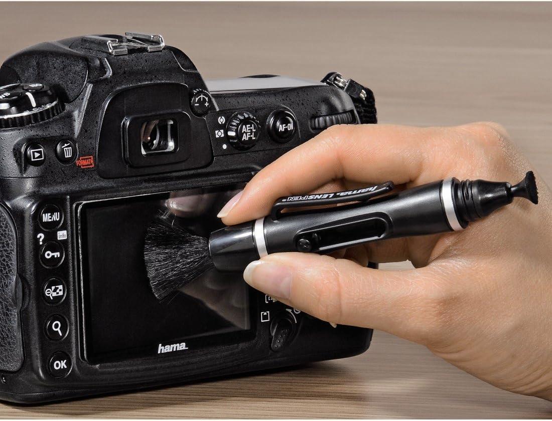 Hama Reinigungsstift Zur Objektiv Und Filterreinigung Kamera