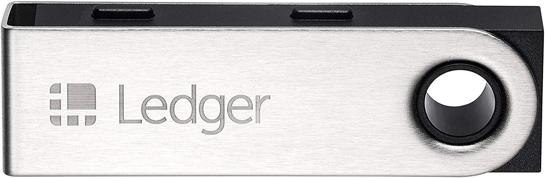 Ledger Nano S criptodivisa Hardware Tipo Cartera: Amazon.es ...