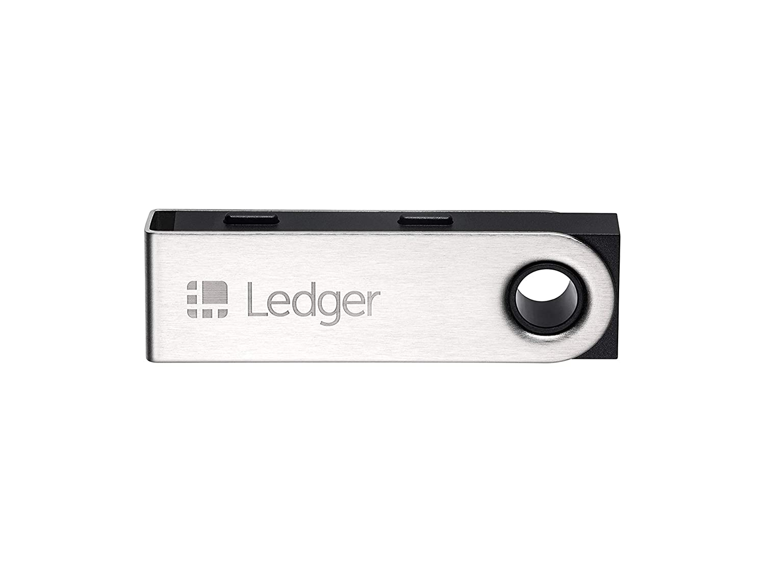 Ledger Nano S Cryptocurrency Hardware Wallet Computers Bitcoin Accessories