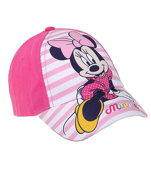 Disney Minnie Chicas Gorra de béisbol - fucsia - 54