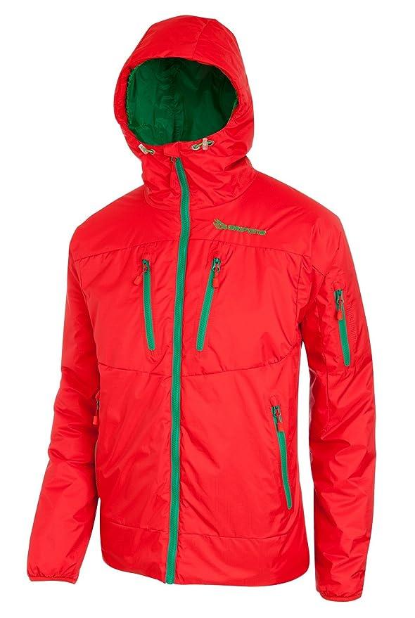 Grifone Lefroy - Chaqueta para Hombre, Color Rojo, Talla XL: Amazon.es: Zapatos y complementos