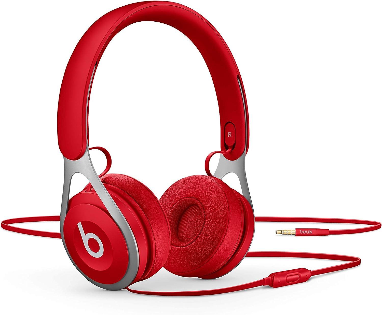 Beats by Dr. Dre EP - Auriculares abiertos, Color Rojo