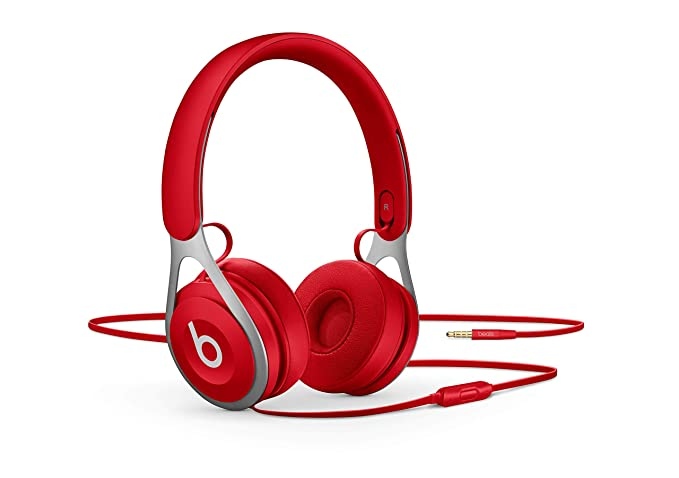 b890cb3f40b Image Unavailable. Image not available for. Color: Beats EP On-Ear  Headphones - Red