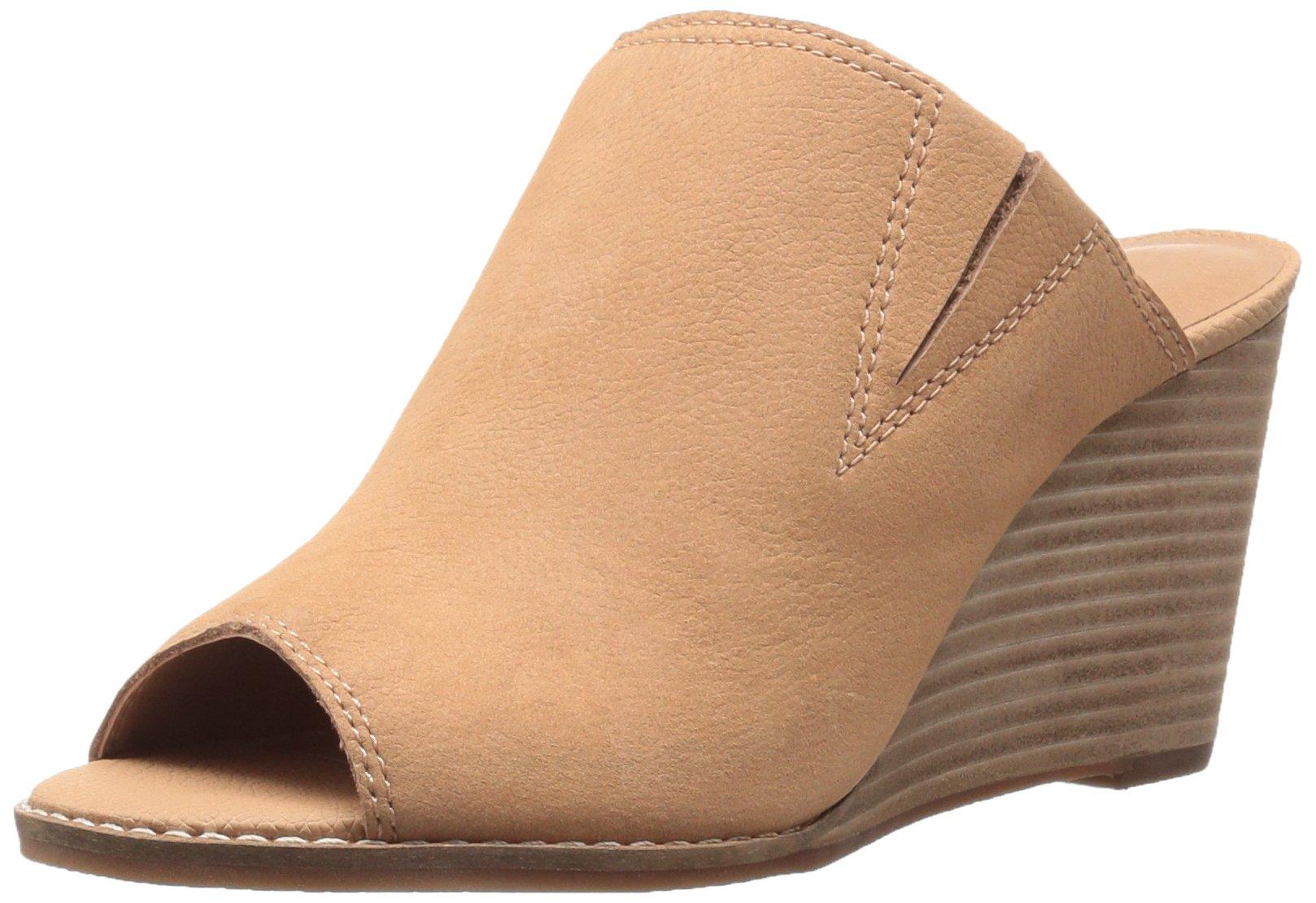Lucky Brand Women's Jillah Mule, Glazed, 10 M US