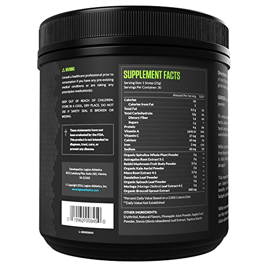 Ravishing Amazoncom Legion Genesis Green Superfood Powder  With Spirulina  With Entrancing Amazoncom Legion Genesis Green Superfood Powder  With Spirulina  Dandelion Moringa Oleifera Maca Powder Astragalus Root  Reishi Mushroom With Appealing Lb Spumoni Gardens Man Vs Food Also Secret Garden Korean Drama Cast In Addition Gym In Covent Garden And Plastic Garden Furniture Argos As Well As Square Foot Garden Planning Tool Additionally How To Create A Vegetable Garden From Amazoncom With   Entrancing Amazoncom Legion Genesis Green Superfood Powder  With Spirulina  With Appealing Amazoncom Legion Genesis Green Superfood Powder  With Spirulina  Dandelion Moringa Oleifera Maca Powder Astragalus Root  Reishi Mushroom And Ravishing Lb Spumoni Gardens Man Vs Food Also Secret Garden Korean Drama Cast In Addition Gym In Covent Garden From Amazoncom