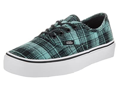8115c260f7894 Vans Unisex Authentic (Plaid Flannel) Aqsea Twht Skate Shoe 4 Men US