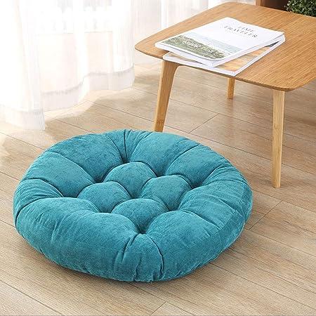 GTD-Cojines para Exterior, Cojín for Silla Circular - for Patio, jardín Exterior, Cocina y Oficina - en 7 Colores - 55 * 55cm (Color : G): Amazon.es: Hogar