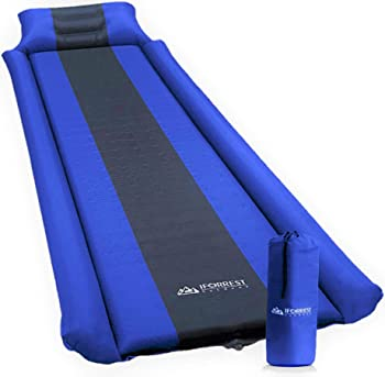 IFORREST Ultra Comfortable Best Air Mattresses For Camping, Self-Inflating Sleeping Pad, Inflatable Pillow And Armrest