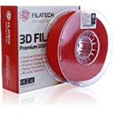 FilaTech - Red PLA Filament 1 KG