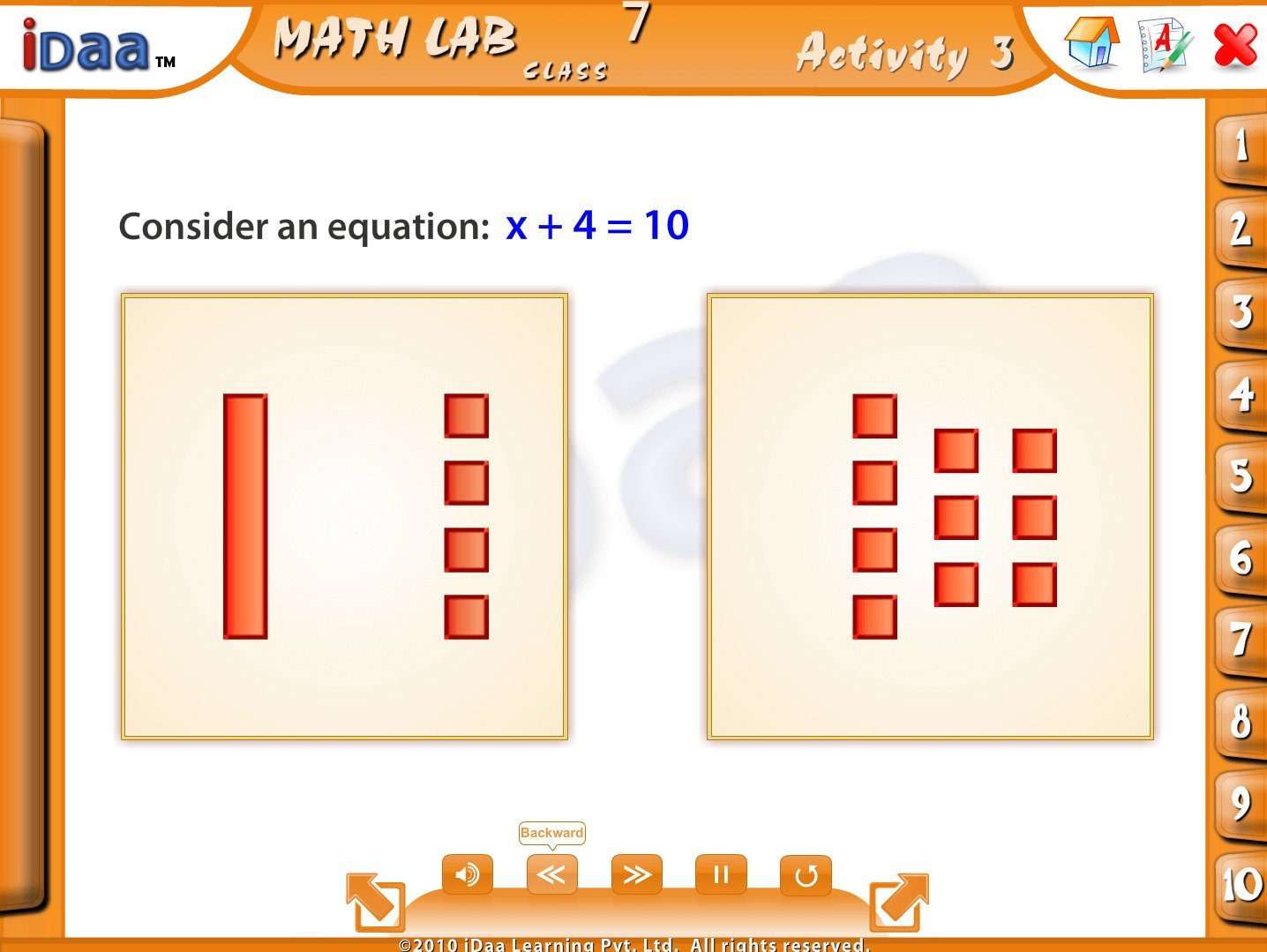 Idaa Class 7-Combo (Mathematics, Science & Maths Activity) CBSE (CD ...