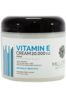 The true chamomille facial cream by mill creek can