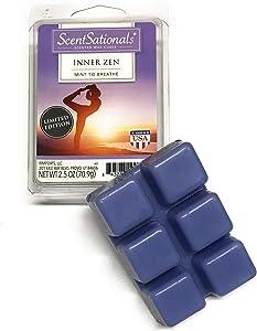 ScentSationals Scented Wax Cubes (2.5 oz, Inner Zen)