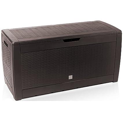 Box In Plastica Per Giardino.Mojawo Xxl Cuscino Cuscini Box Plastica Box Giardino Box Su Ruote