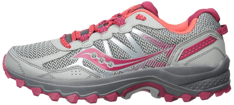 Saucony Women's Excursion Tr11 Running-Shoes Pink B01MR01X6B 11 B(M) US|Grey Pink Running-Shoes 1de9dd