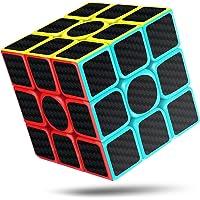 cfmour Cubo de Mágico, 3x3x3 Fibra de Carbono