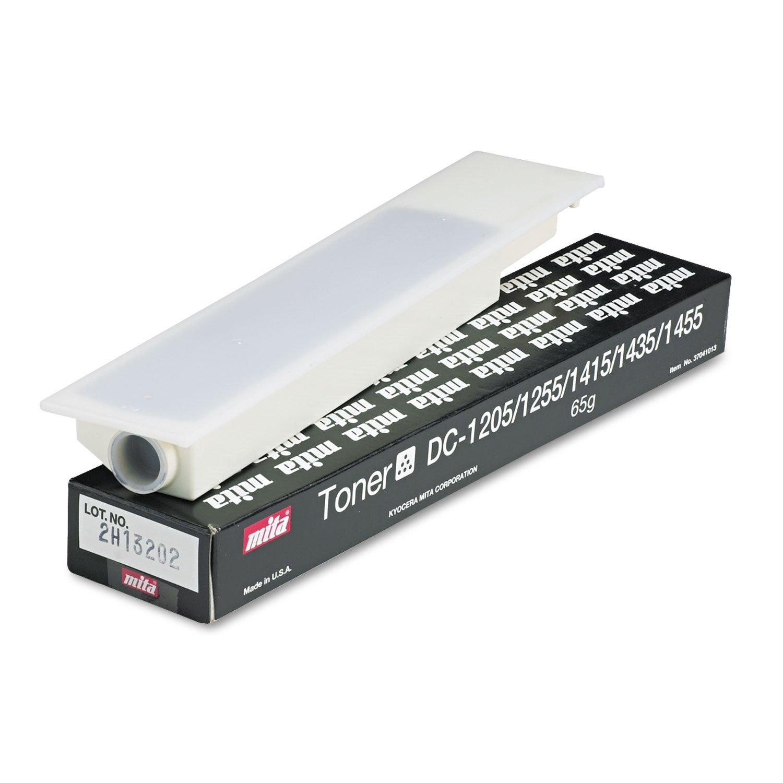 MITA 37041013 Copier toner cartridge for mita dc-1205, 1255, 1405, 1415, 1435, 1455, black