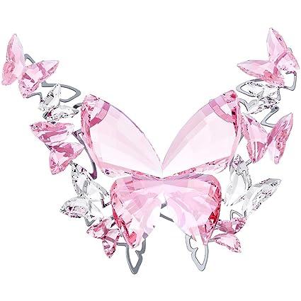 5d8860d636 Amazon.com: Swarovski Crystal Figurine #5031520, Butterfly Rosaline, Large:  Home & Kitchen