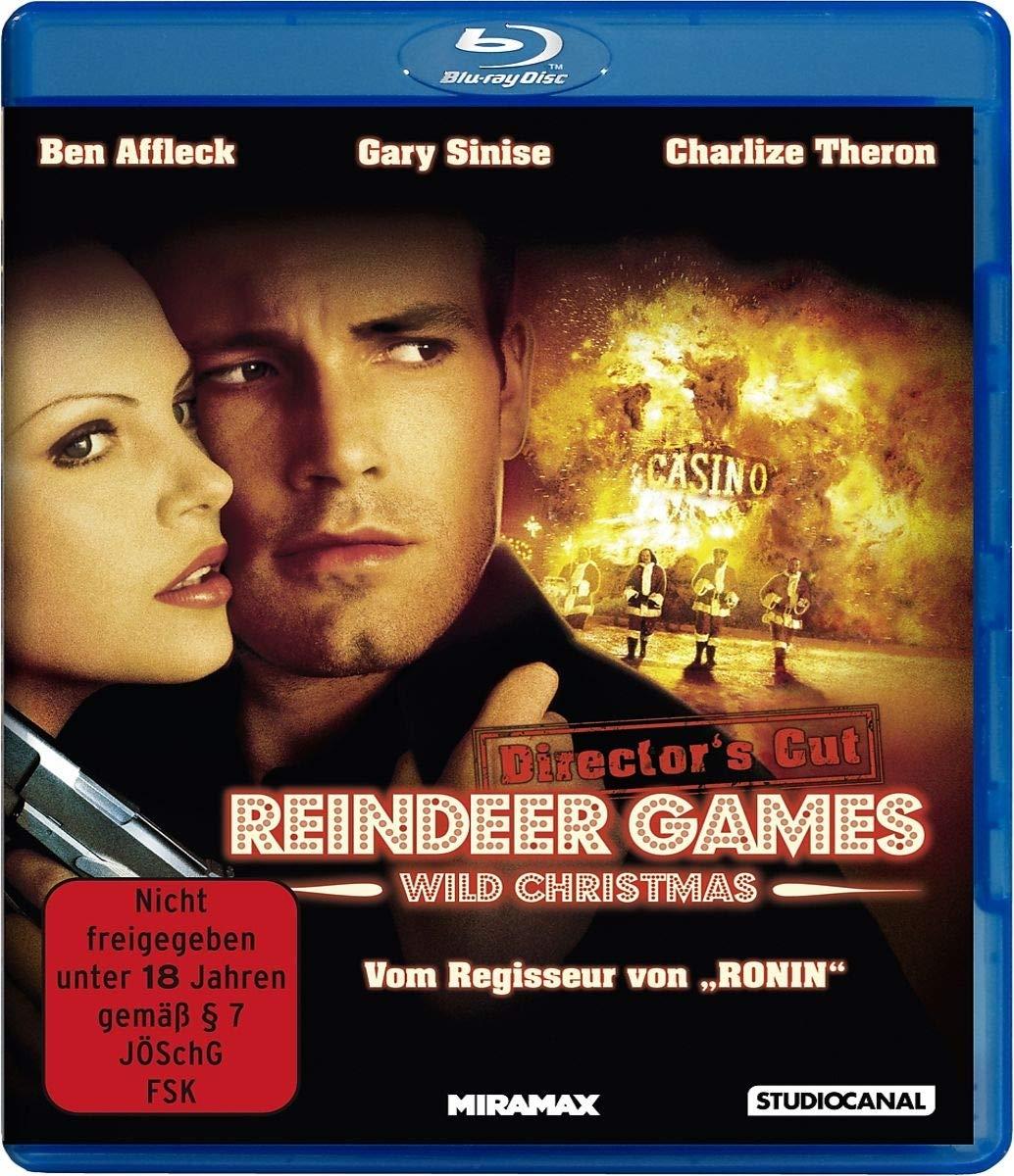 Reindeer Games - Wild Christmas Blu-ray Director\'s Cut: Amazon.de ...