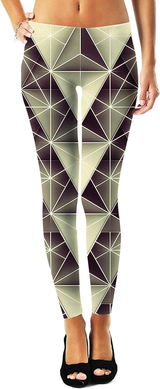 RageOn Urban Threads Isometry Premium All Over Print Leggings