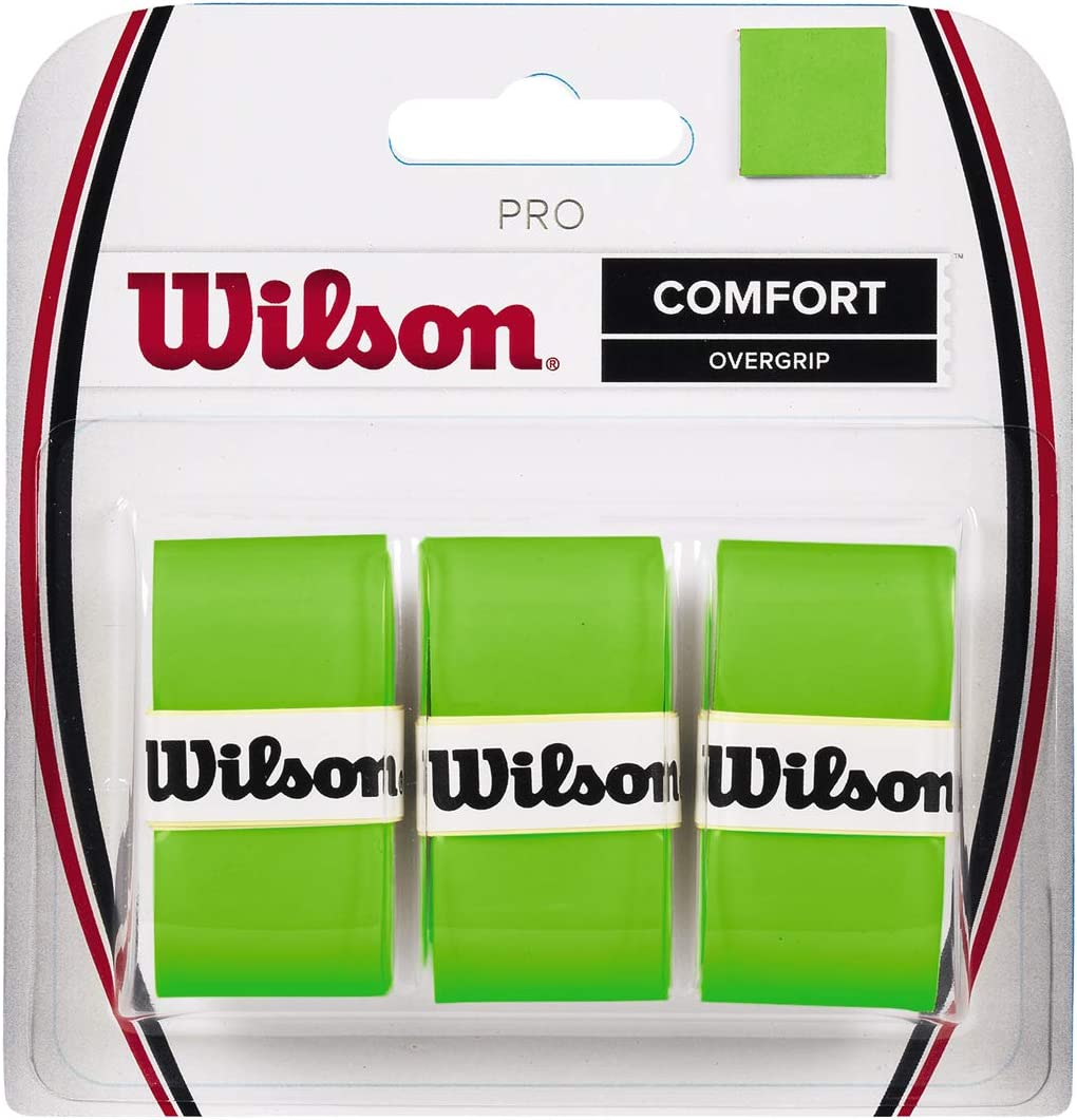 Wilson Pro Overgrip Tennis Grip - Blade : Sports & Outdoors