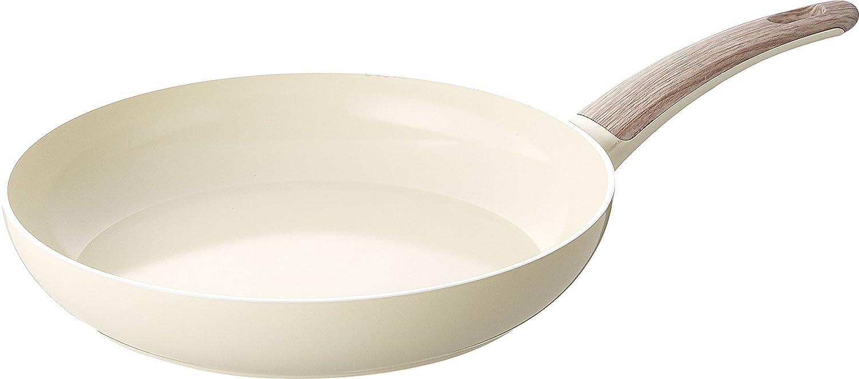 グリーンパン フライパン IH対応 ウッドビー 28cm ダイヤモンド粒子配合 CC001012-001 B076FC2PHZ 28cm|ダイヤモンド粒子配合  28cm