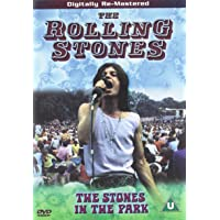 DVD Rolling Stones - The Stones In The Park